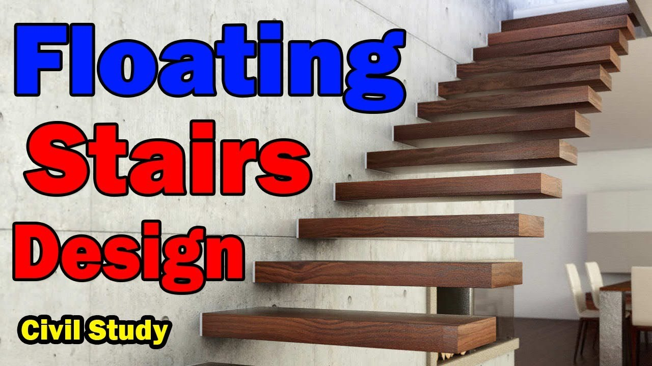 Floating Stairs Staircase Design