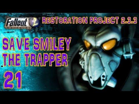 Fallout 2 - Save Smiley the Trapper (Klamath) Part #21