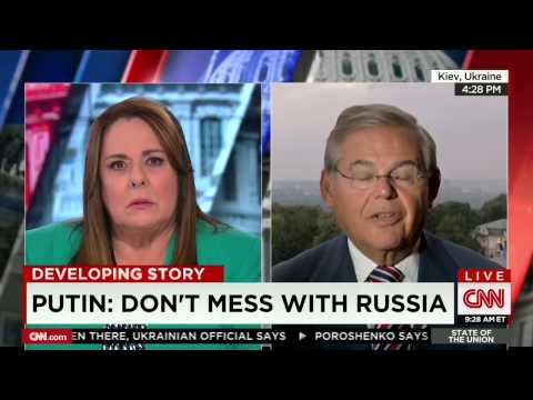 Sen. Bob Menendez: Russia Is Invading Ukraine