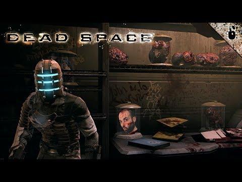 DEAD SPACE #6   EL AIRE ES TÓXICO!   Gameplay Español