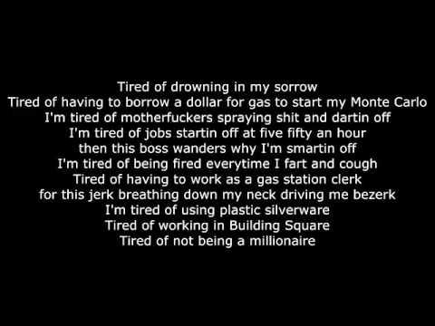 Eminem - If I Had Lyrics HD