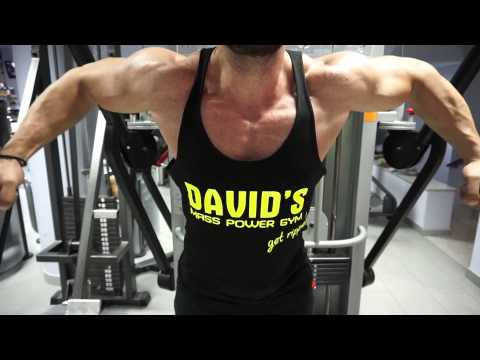 Chest Workout @David's Fitness Club