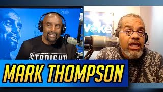 """Happy Indigenous Peoples Day""?!?! Left-Wing Radio host Mark Thompson - SiriusXM"
