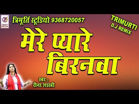 Mere Pyare Biranva /reena Shastri /maa Sharde Studio Kasganj/9411433429