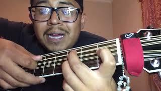 Atrapado En Un Sueño (Guitarra Tutorial) By Junior H