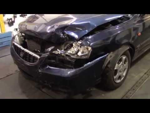Видео Ремонт автомобилей хендай