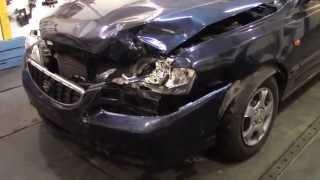 видео Кузовной ремонт Hyundai