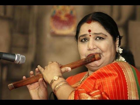 Kurai Onrum Illai Flute By Smt.Sikkil Mala | Carnatic Classical Instrumental