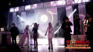 Strella  // Popurri  70's  //   El Mejor Grupo en Vivo