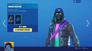 LIVE FORTNITE BOUTIQUE I OFFER YOU A SKIN?