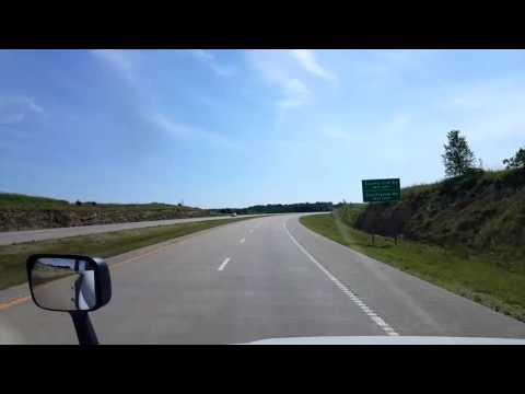 Bigrigtravels Live! California,  Missouri to East St Louis,  Illinois June 24, 2016