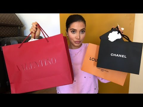 LUXURY SHOPPING HAUL & REVIEW
