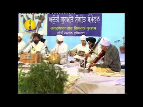 Adutti Gurmat Sangeet Samellan 2007 : Prof Rajbrinder Singh Ji
