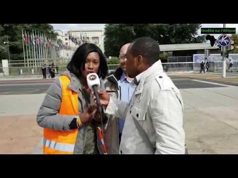 Mobilisation de la diaspora togolaise en Suisse
