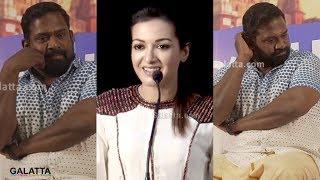 Catherine Tresa pesiyathai puriyamal thiru thiru nu muzhitha Robo shankar |  Kalakalappu 2