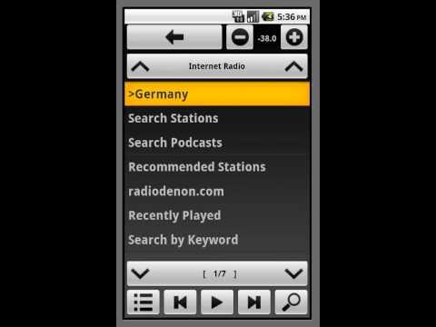 AVR-Remote for Denon/Marantz - Apps on Google Play