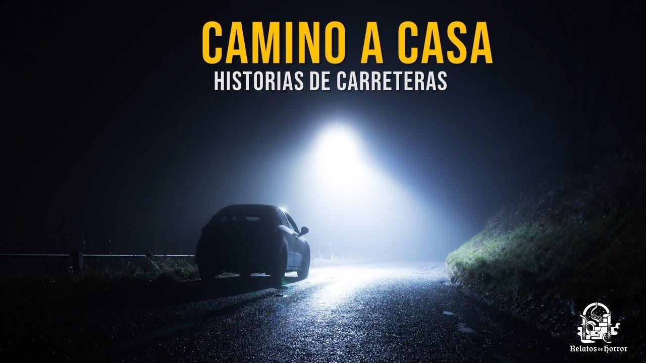 Camino A Casa (Relatos De Horror)