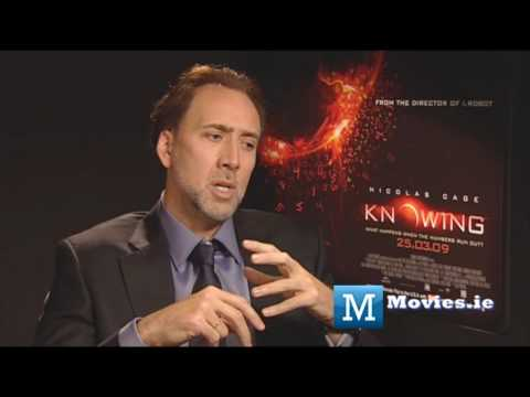 Nicolas Cage - Irish Interview - The Kick Ass actor talks about his Hollywood Career