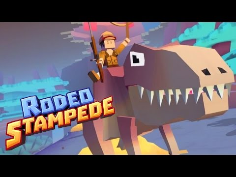 RAPTOR RUN CHALLENGE!! | Rodeo Stampede | Fan Choice Favorite