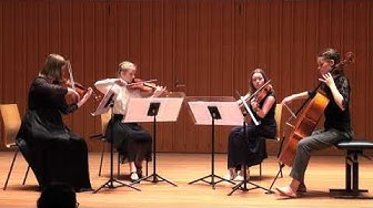 Lappia-kvartetti - Dvorak - Jousikvartetto nro 12