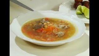 Суп из нута и чечевицы - Марокканская Харира / от шеф-повара / Илья Лазерсон / Кулинарный ликбез