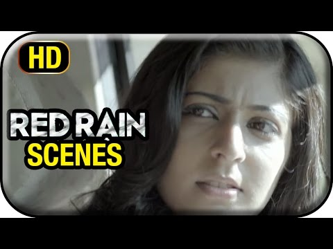 Red Rain Malayalam Movie | Scenes | Narain and Friends in Forest for research | Shari