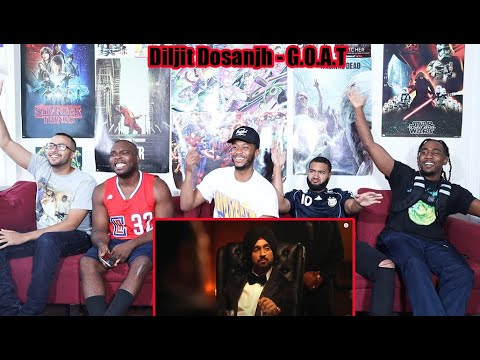 Download Diljit Dosanjh - G.O.A.T. (Official Music Video) Reaction / Review