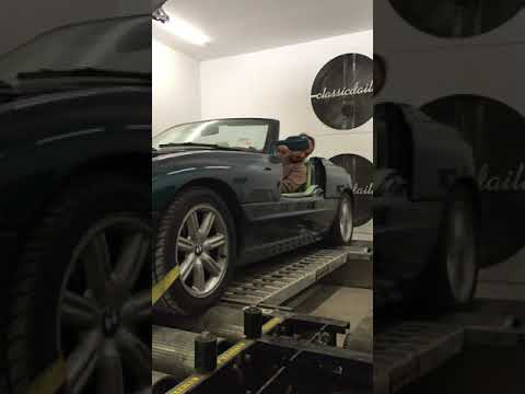 BMW Z1 Alpina Dyno Pulls
