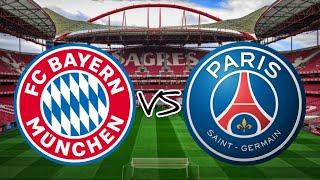 BAYERN MUNICH 1 VS PSG 0 - FINAL CHAMPIONS LEAGUE