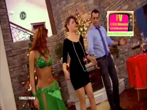 Dance Show Turkish Belly Dancer   Didem 176 HD!