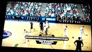 NCAA March Madness 08 Episode 1