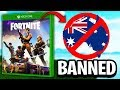 Top 10 Video Games BANNED IN COUNTRIES! (Fortnite Battle Royale & More)