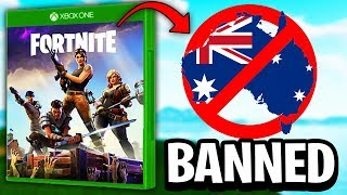 Top 5 Video Games BANNED IN COUNTRIES! (Fortnite Battle Royale & More)