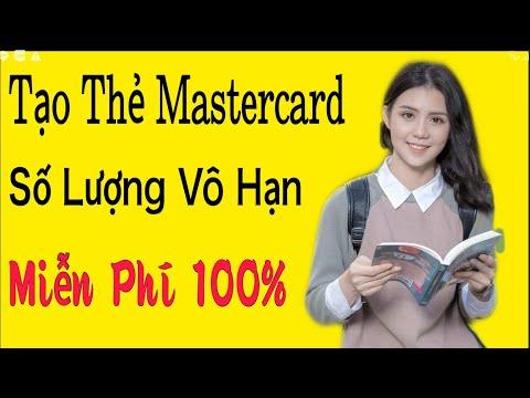 HƯỚNG DẪN TẠO THẺ MASTERCARD [ YOUTUBE ADS☆GOOGLE ADSWORD ] #Hanhtrinhyoutube #Mastercard #Binads