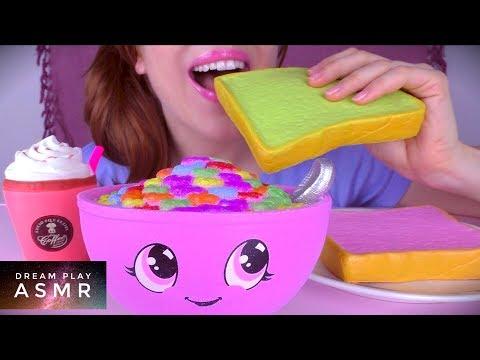 ★ASMR [german]★ SQUISHY breakfast for You 💗| Dream Play ASMR
