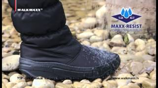Walkmaxx ziemas zābaki - vislabākā atbilde aukstumam un sniegam!