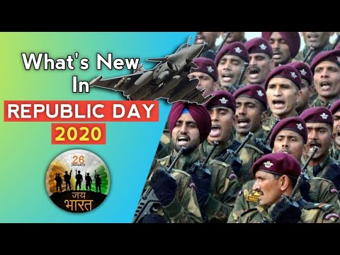 Republic Day 2020 - What's New In 71st Republic Day Parade | Happy Republic Day 2020
