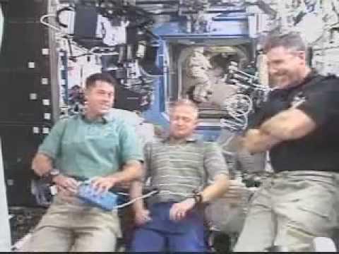 STS-126: Flight Day 4 Press Interviews