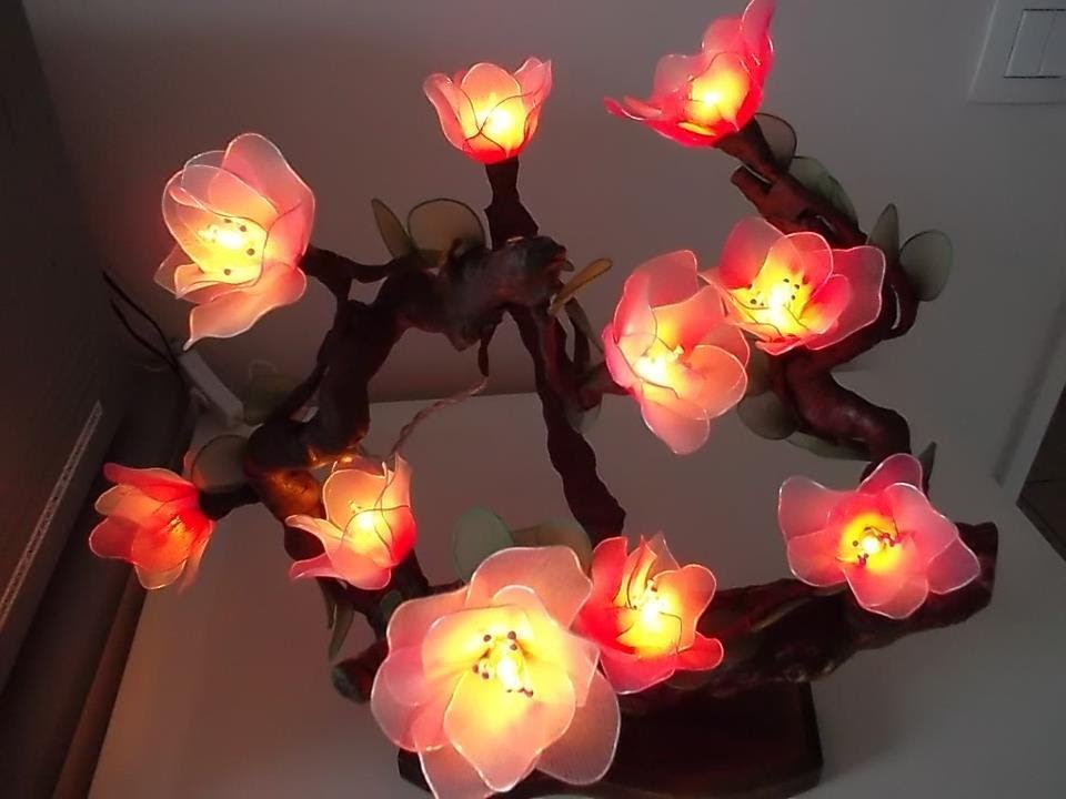 Led Floral Lights
