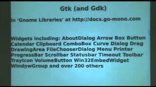 Niecza Perl 6 and GTK