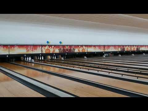 Bowling at Ampang Super bowl Malaysia