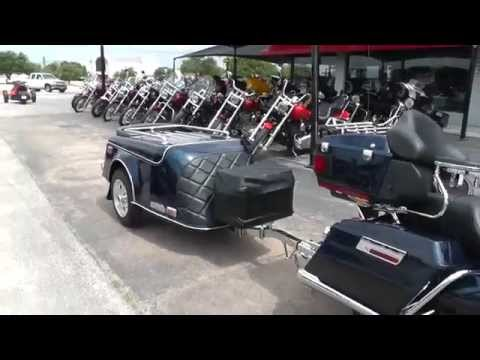 623124 - 2012 Harley Davidson Ultra Limited w/trailer - Used Motorcycle For Sale