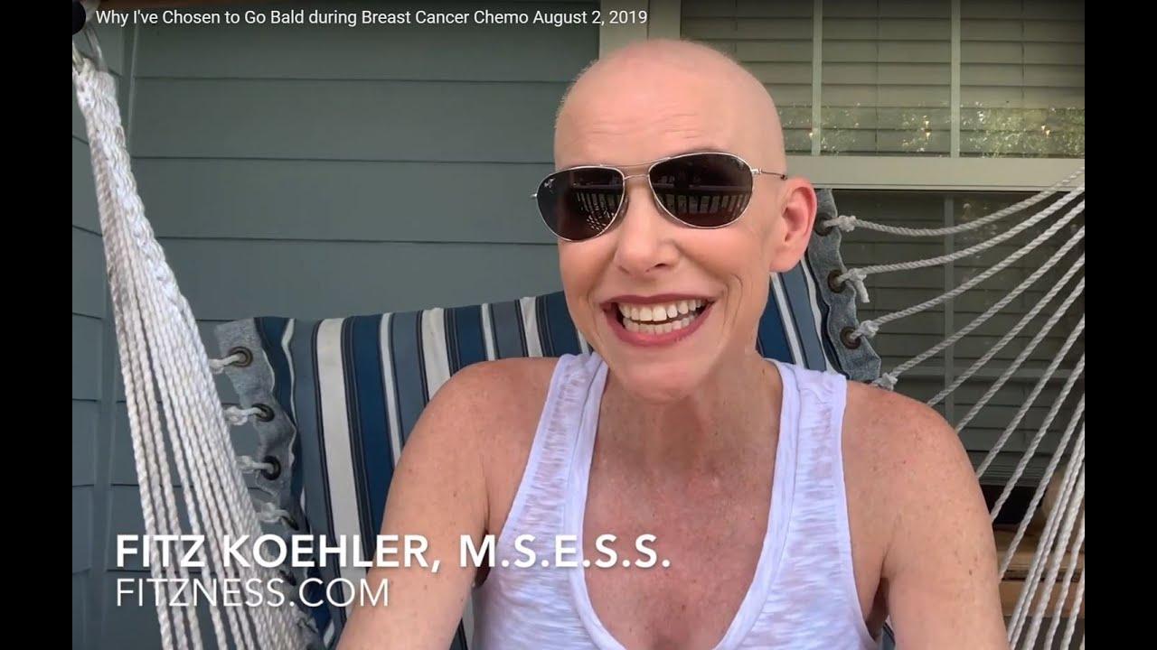 """""""My Noisy Cancer Comeback"""" - Fitness Expert, Fitz Koehler Shares Her Inspiring Story"""