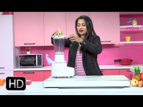 Oreo snickers shake & Digestion juice | Juice bar | 19th April 2017 | Full Episode | ETV Abhiruchi