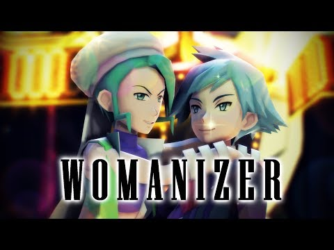 [MMD - 60FPS] - Womanizer - Steven X Wallace