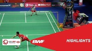 Download Video DANISA DENMARK OPEN 2018 | Badminton MS - F - Highlights | BWF 2018 MP3 3GP MP4