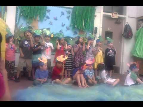 Gan Israel Preschool SR, Graduation Video