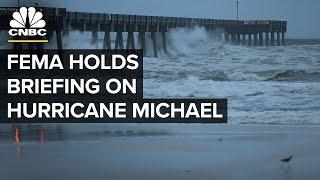 Hurricane Michael: FEMA Update - Oct. 10, 2018