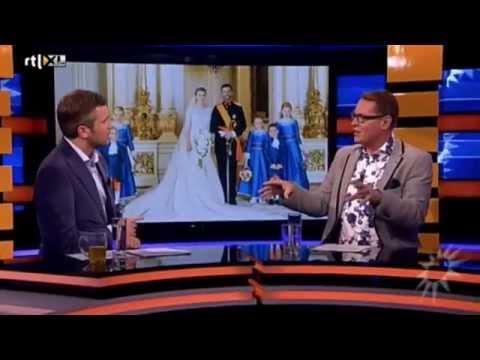 Rick Evers - royal reporter - verslaggever koninklijk huis