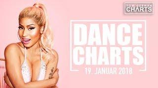 TOP 20 DANCE CHARTS - 19. JANUAR 2018